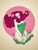 Poison Ivy by trungles