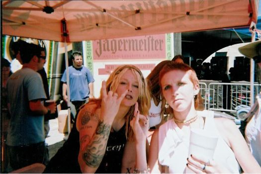 Otep 2004 by CannibalKiss