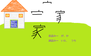 Haus Kanji by AbstractWater
