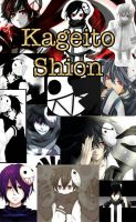 Kageito Shion Collage by ThatWeirdHetalian
