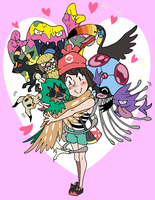 Pokemon: My Team