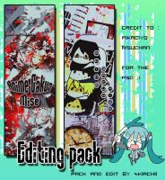 Pack by KiaChii by KiaChii