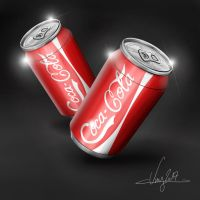 Coke CAN by BienAvous