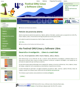 Free Software Festival by levhita