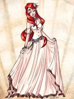 Shipwrecked Princess Ariel by ArTLoVer4LiFe