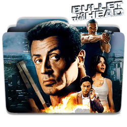 Bullet To The Head (2013) Folder Icon by MrSixThree