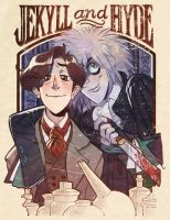 Jekyll and Hyde Portraits by otherwise
