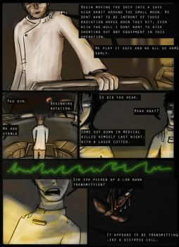 Dead space: Survivor page 4 by AtomicWarpin