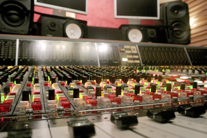 Neve and NS10s by danduskin