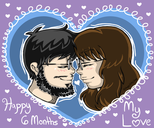6 Months and Many Many More! by HappyKittyPlushies