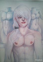ANDROGYNOUS by sergiovisual