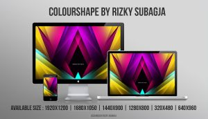 COLOURSHAPE by rizign