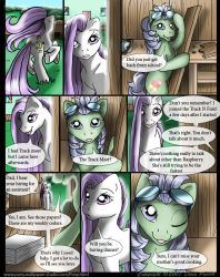 Comic Chapter 5 page 6 by FlyingPony