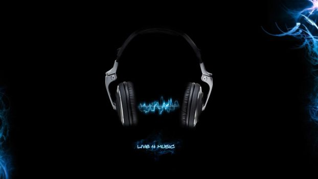 Live for music 1080p headset by g3xter