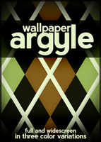 Argyle Wallpaper by spud100