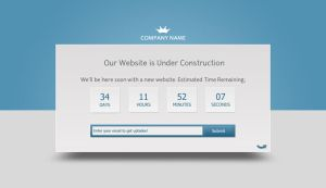 Fleepy Under Construction PSD by elemis