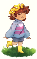 Little Human by spicy-jam