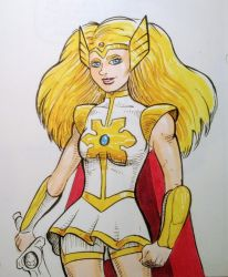 She Ra by theEvilTwin