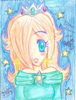 Crayon Rosalina by Juliana1121