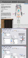MMD Tutorial: Groups by Trackdancer