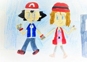 Amourshipping Week Day 6 by SuperSmash6453