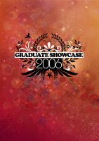 CA Graduate Showcase cover by pete-aeiko