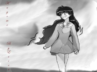 Kagome Came Home Finish by Kagome70o
