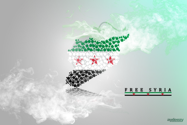 Free Syria by AY-Deezy