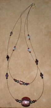 beaded necklace 2 by goffgrrl