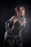 Iblis from Bless Online by nlare