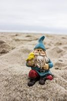 Vastly Sand Gnome by thedustyphoenix