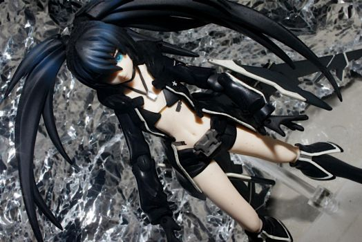Black Rock Shooter by WellGG
