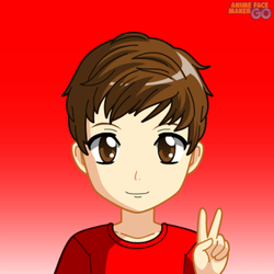 Me In Anime Face Maker Go Form by AlmirVelovic