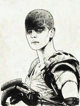 Imperator Furiosa by jasonbaroody