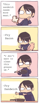 Culinary Solutions by JohnSu