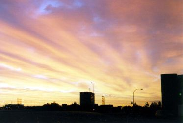 Rexdale Sunrise by tonmeister