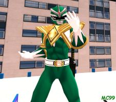 The Green Ranger by The-Mind-Controller