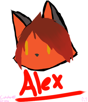 Alex by catstar911