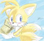 Cute Tails!!!! by sarahlouiseghost