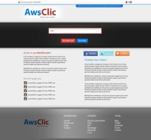 Template aws clic by DeKey-s
