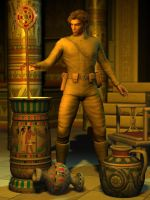 Egyptian Relics by ravenscar45