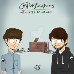 The Chainsmokers - Memories: Do Not Open by joshuacarlbaradas