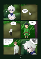 Commission: A long stroll in the forest...[page 7] by Michat2