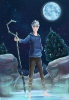 Jack Frost by Pihguinolog