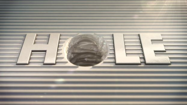 Hole Typo by met-out