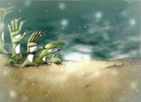 seaweed hands by aspiring-x