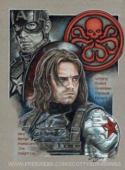 Winter Soldier (2017) by scotty309