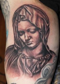 mother mary by bobeck
