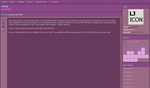 LiveJournal Layout 01 by PaulineFrench