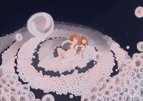 Space bath by Scotis